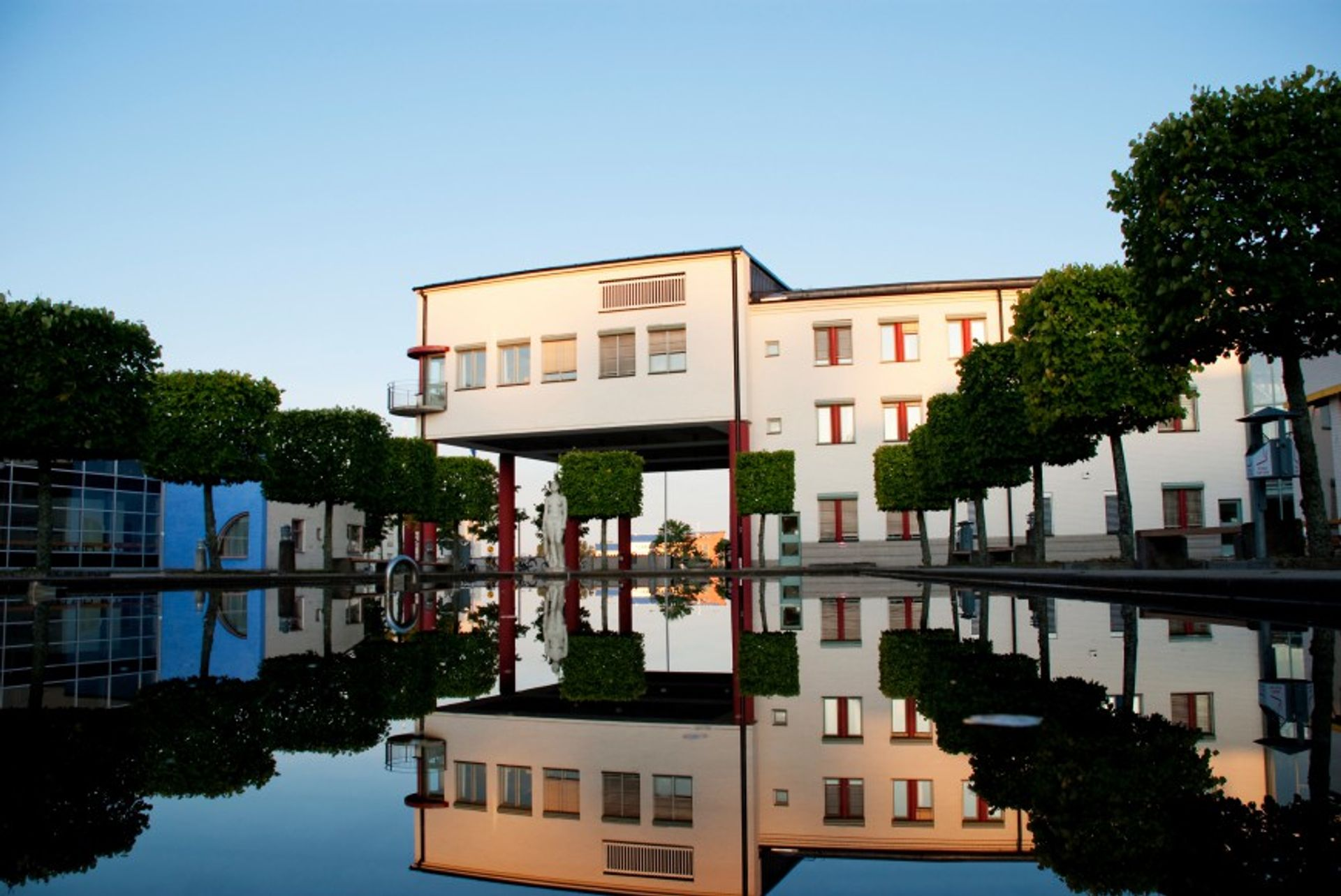 Örebro University buildings