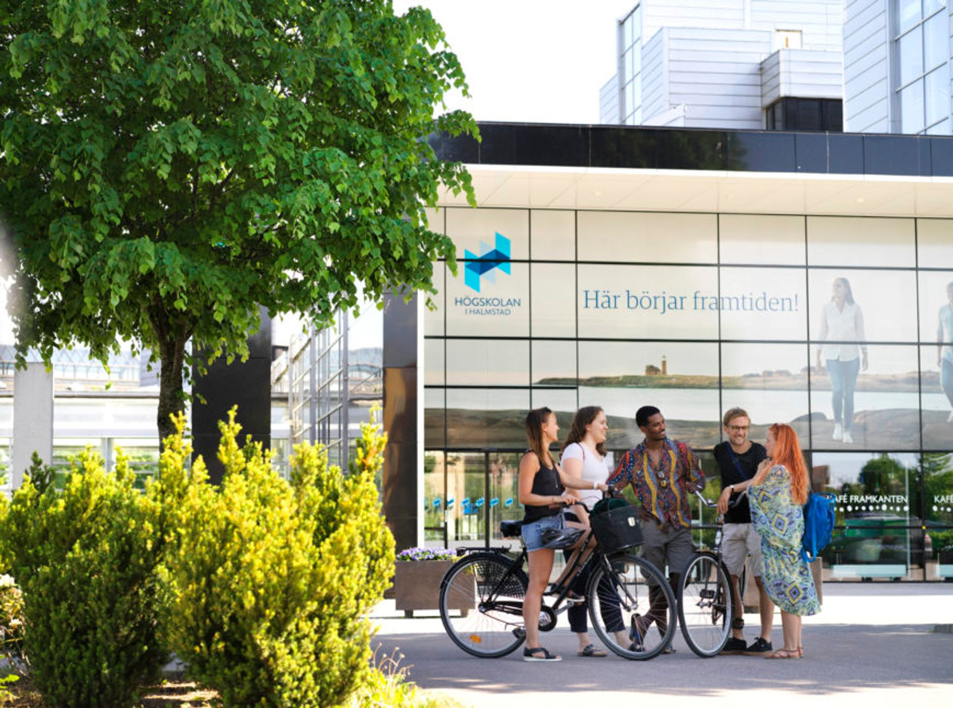 Halmstad University Campus