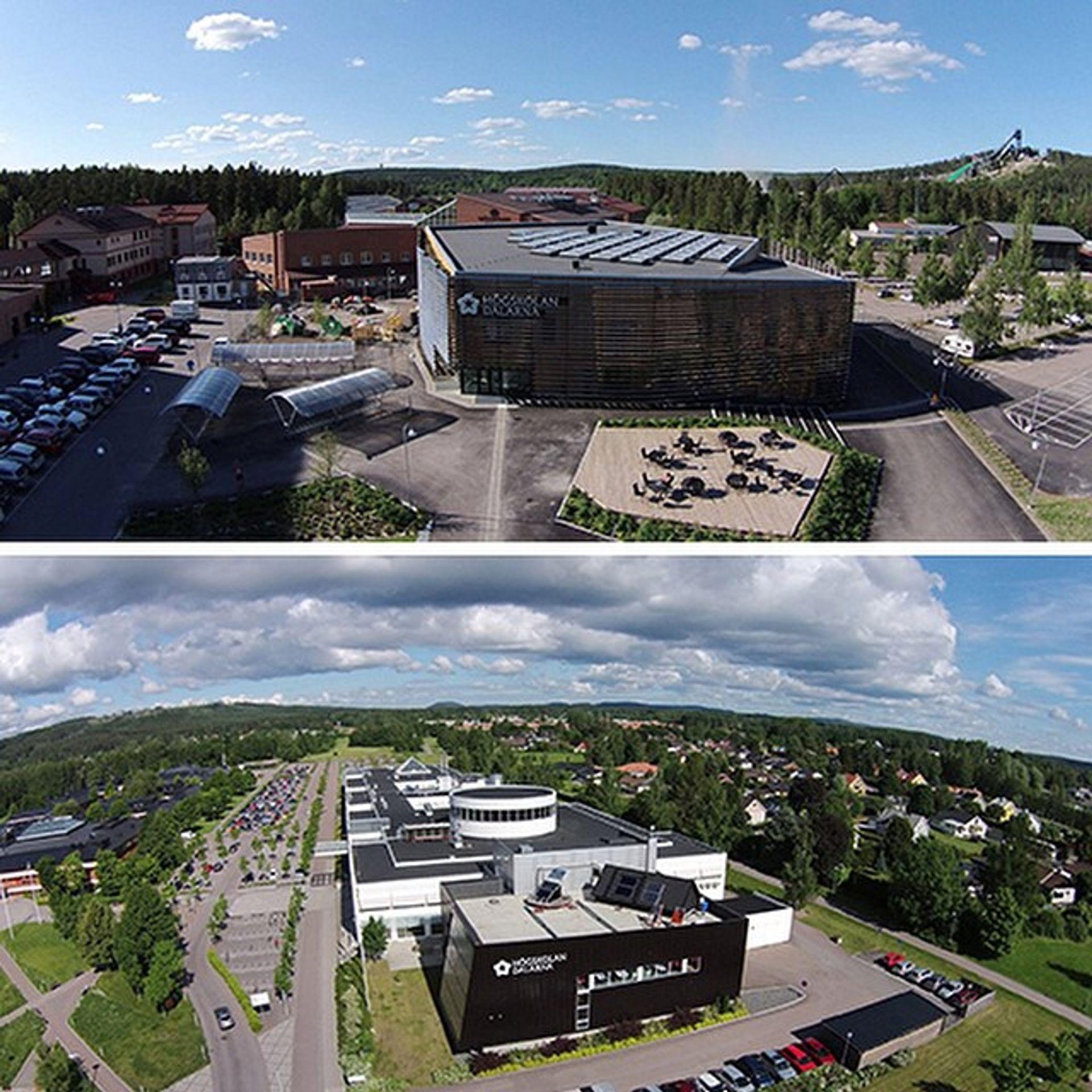 Dalarna University Campus