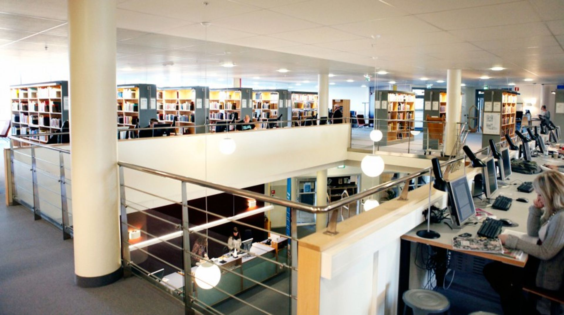 University West library