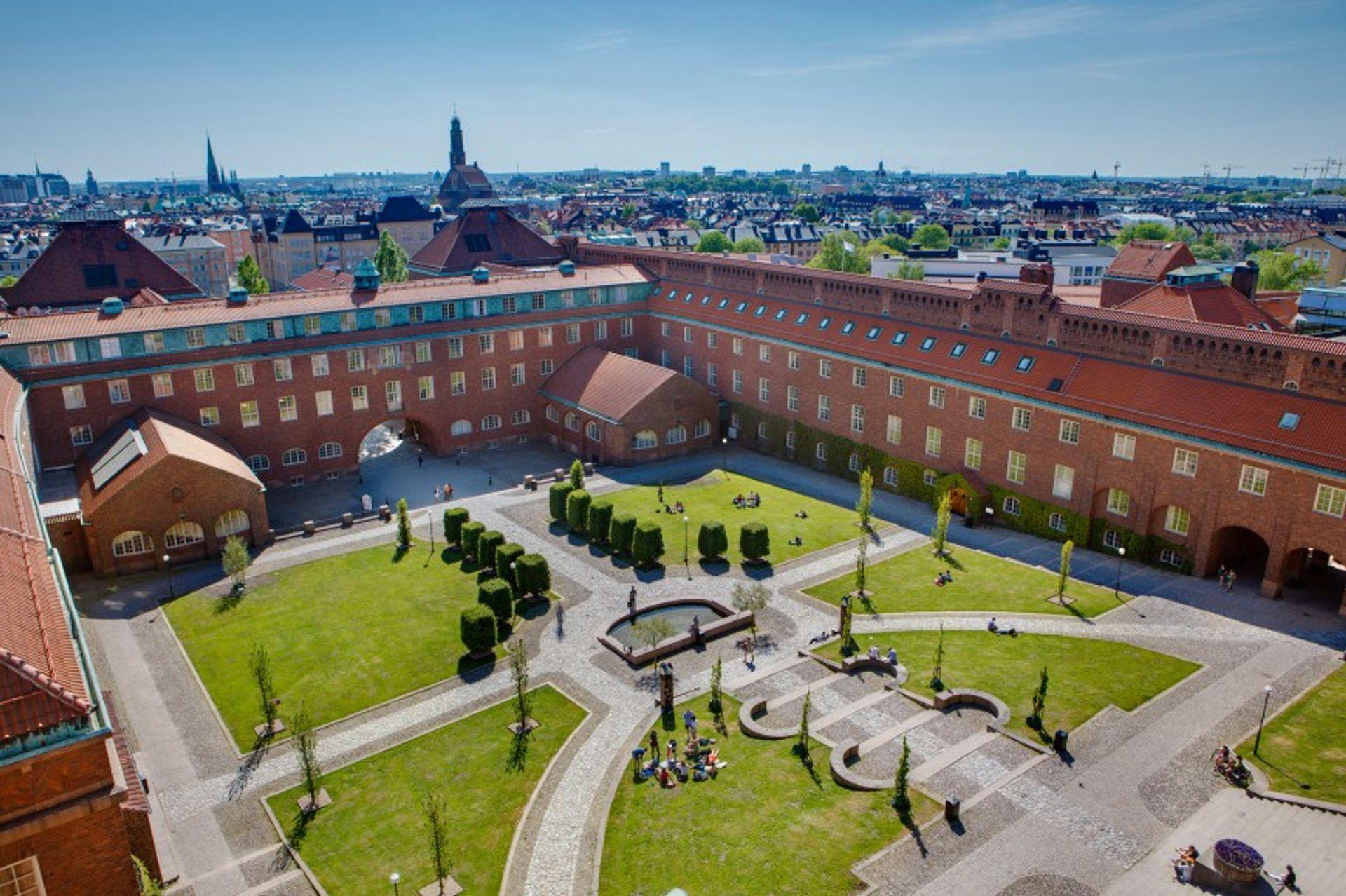 KTH Borggården