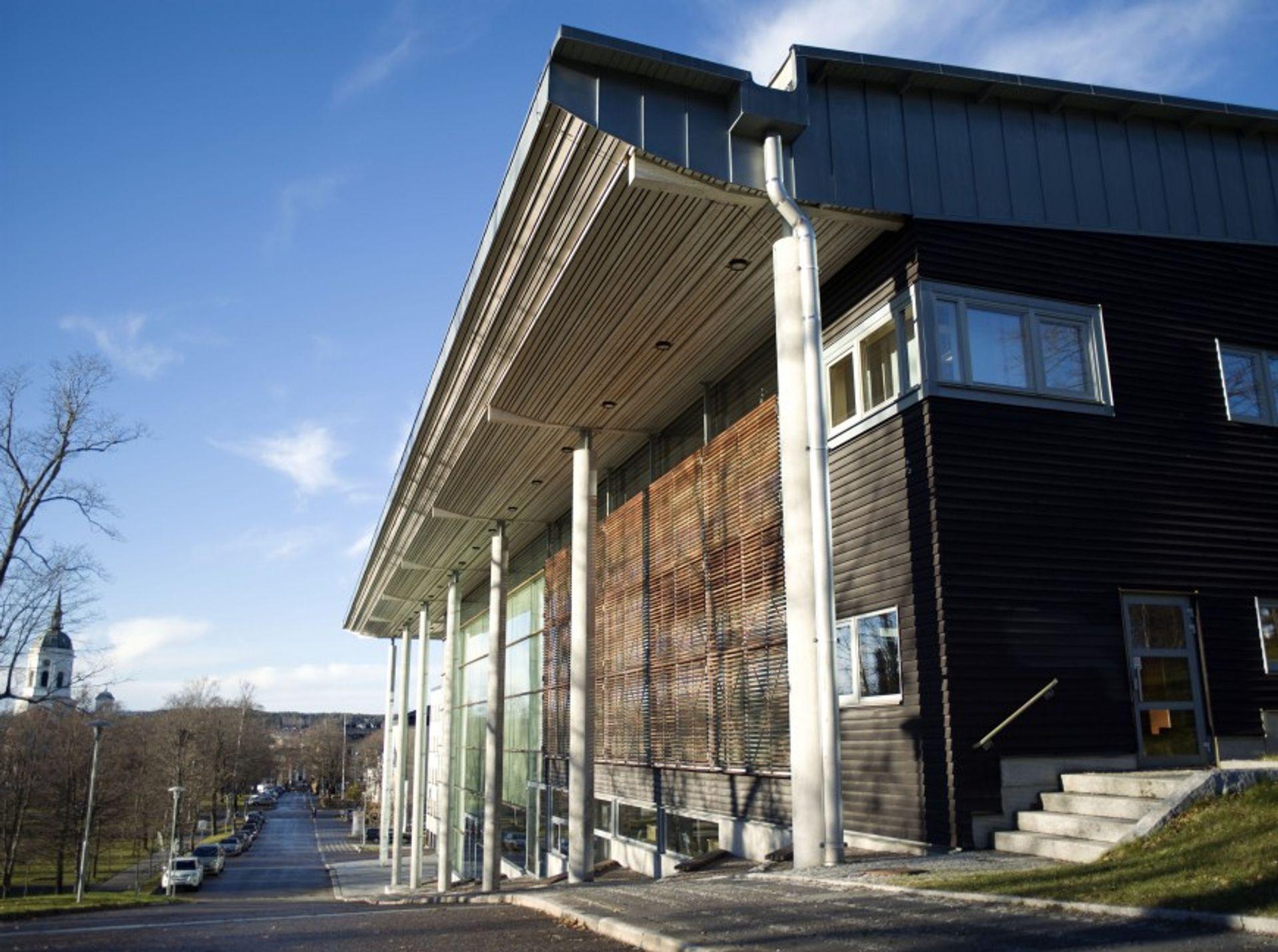 Mittuniversitetet Campus Härnösand