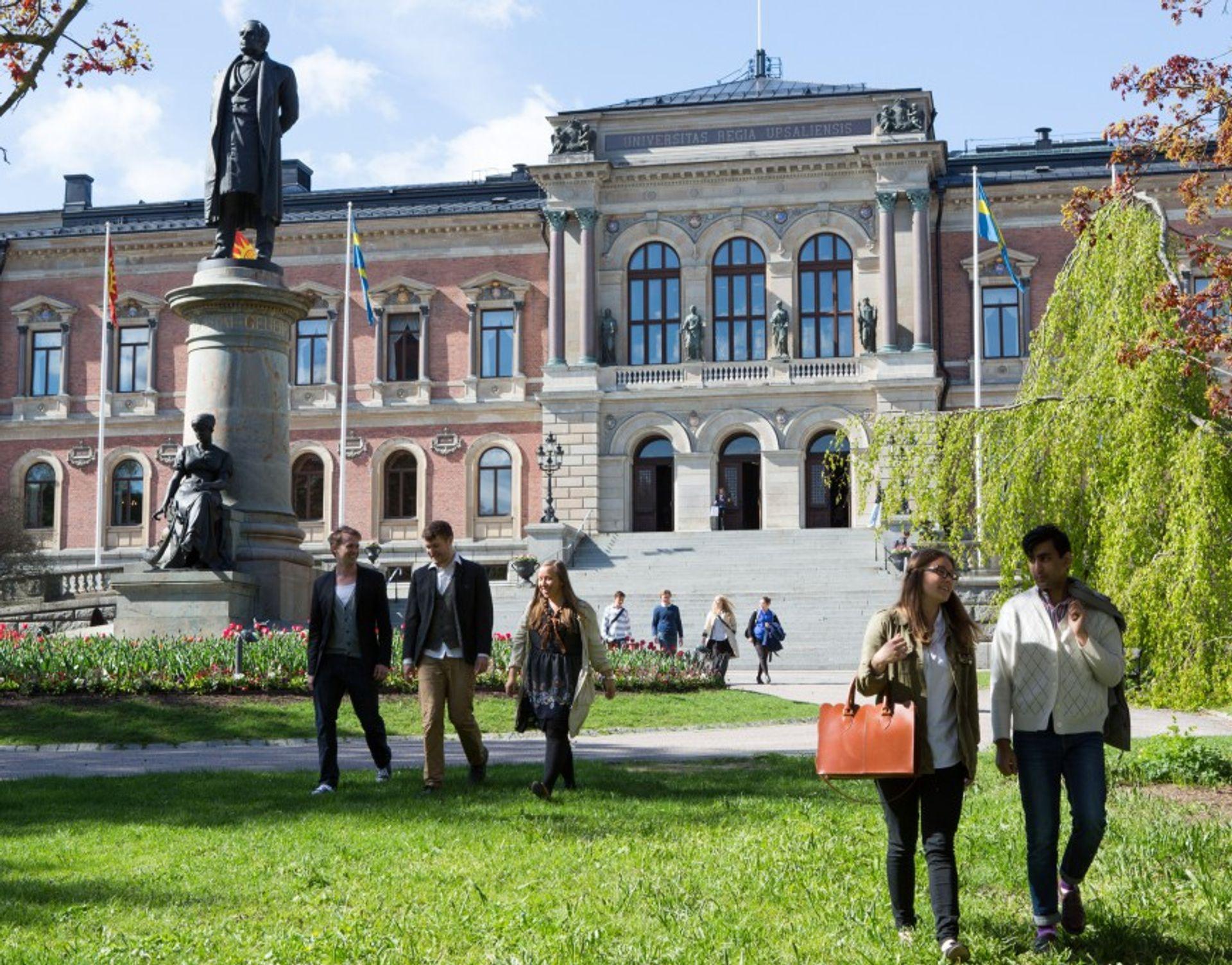 Uppsala Universitet Campus