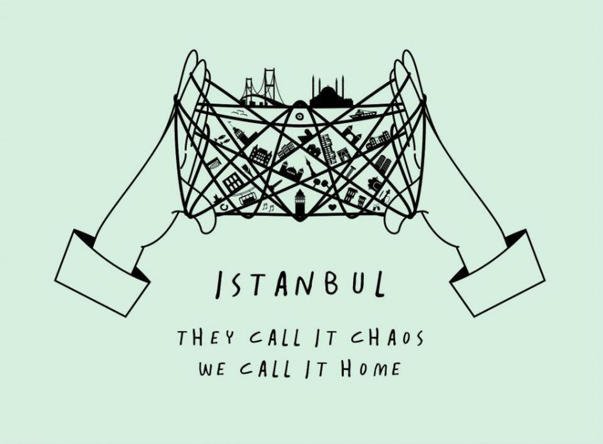 chaos istanbul