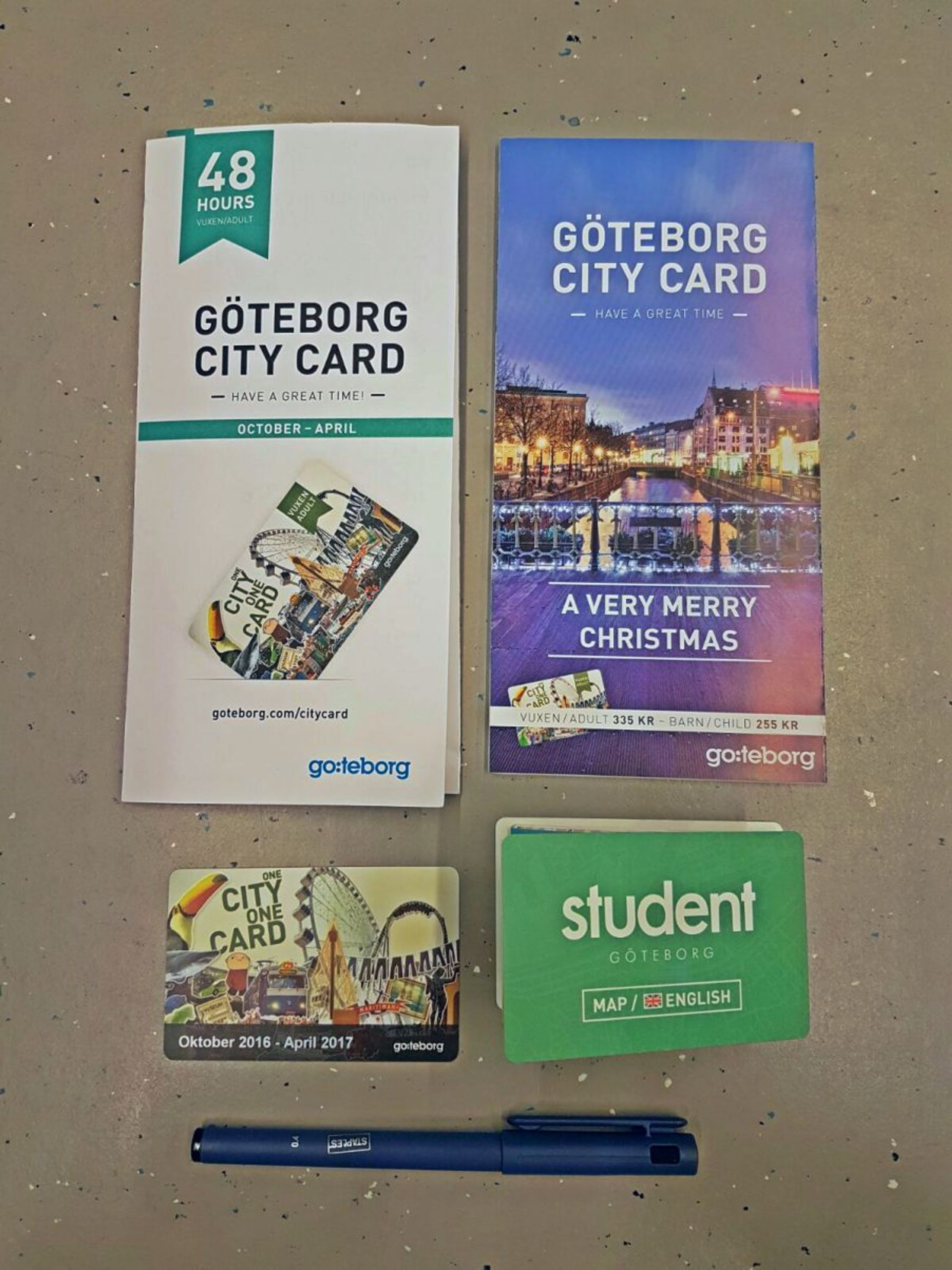 Gothenburg City Card