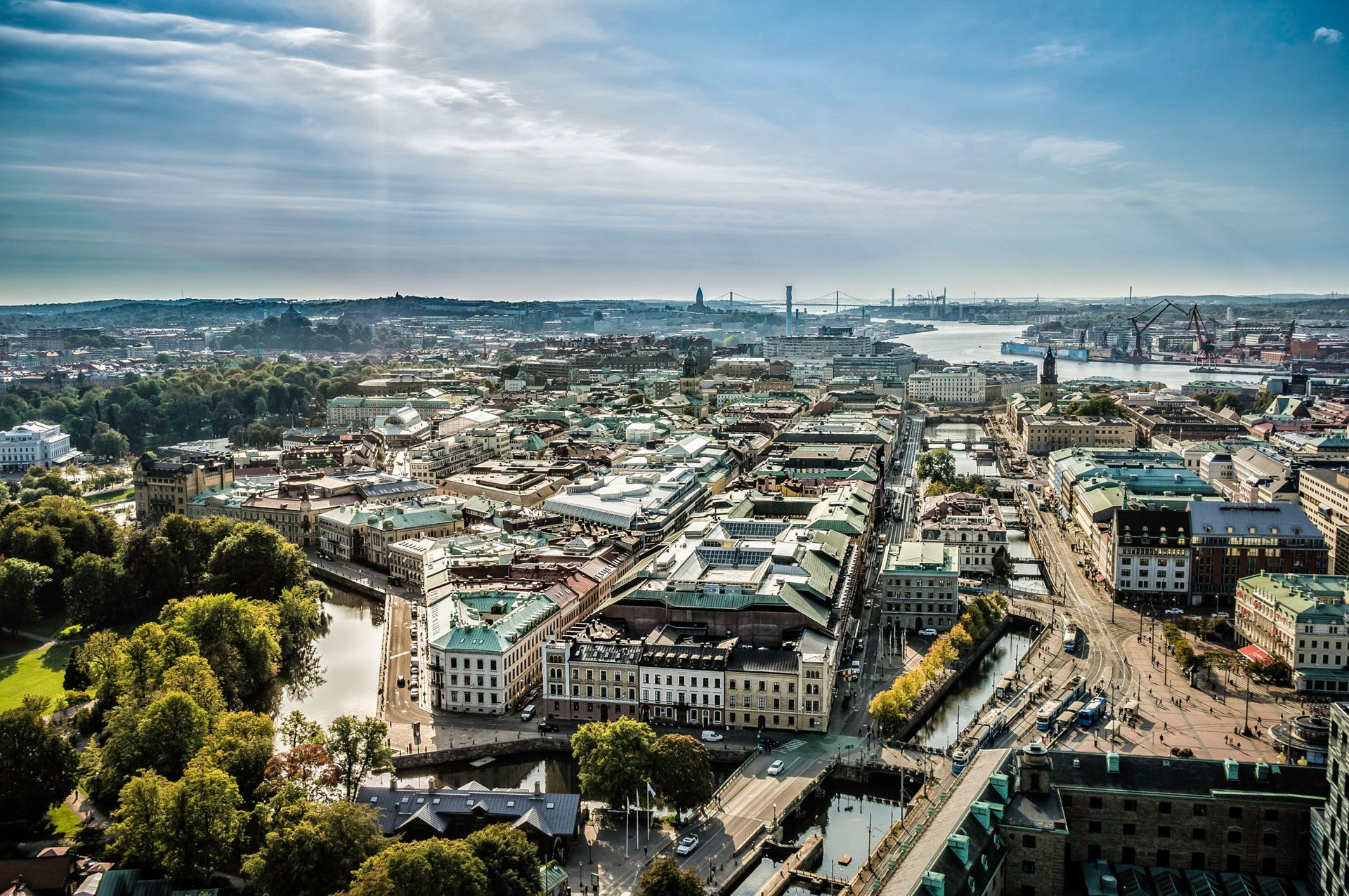 48 hrs Gothenburg on a budget