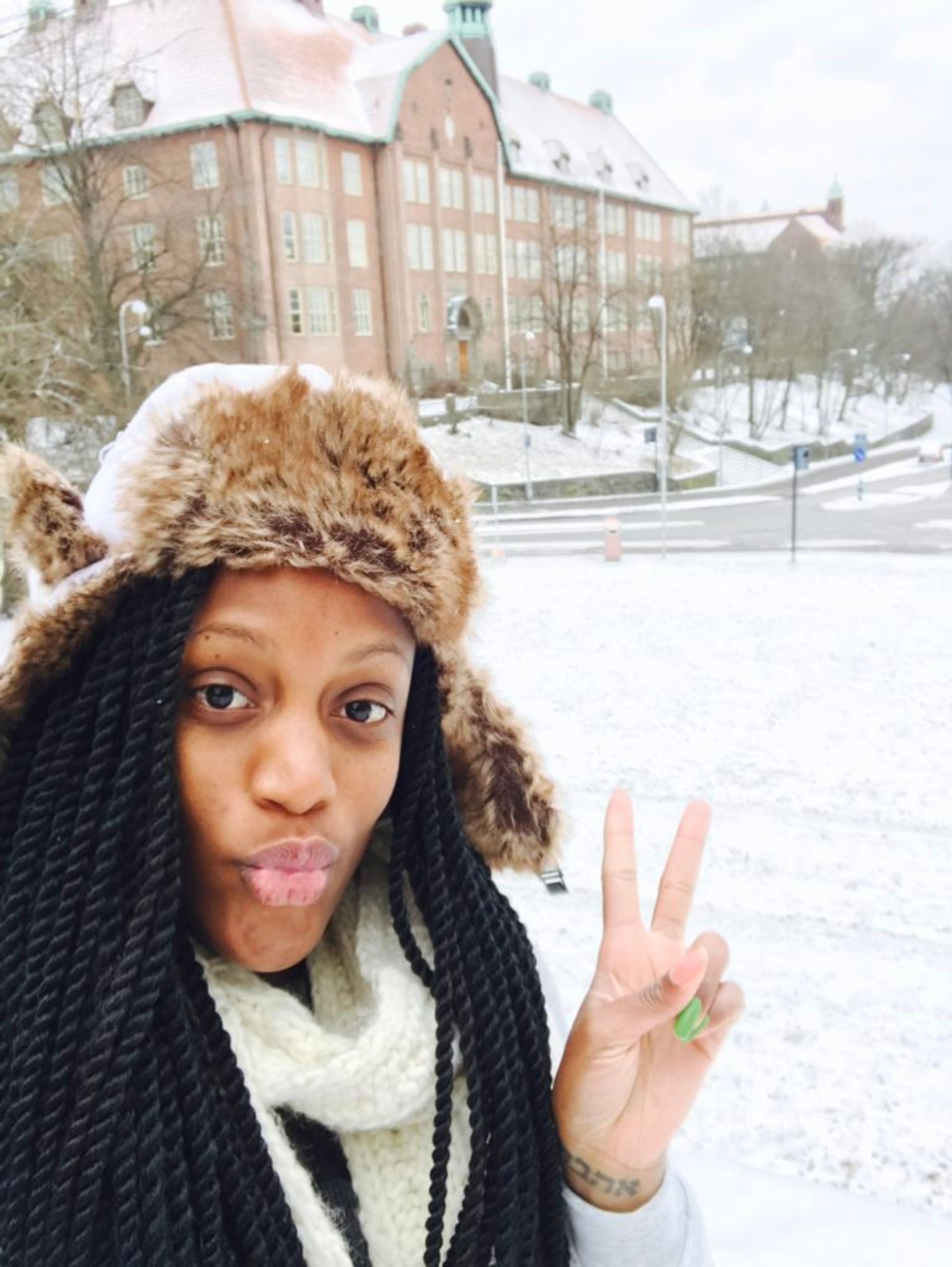 A year in the life of a Kenyan in Sweden