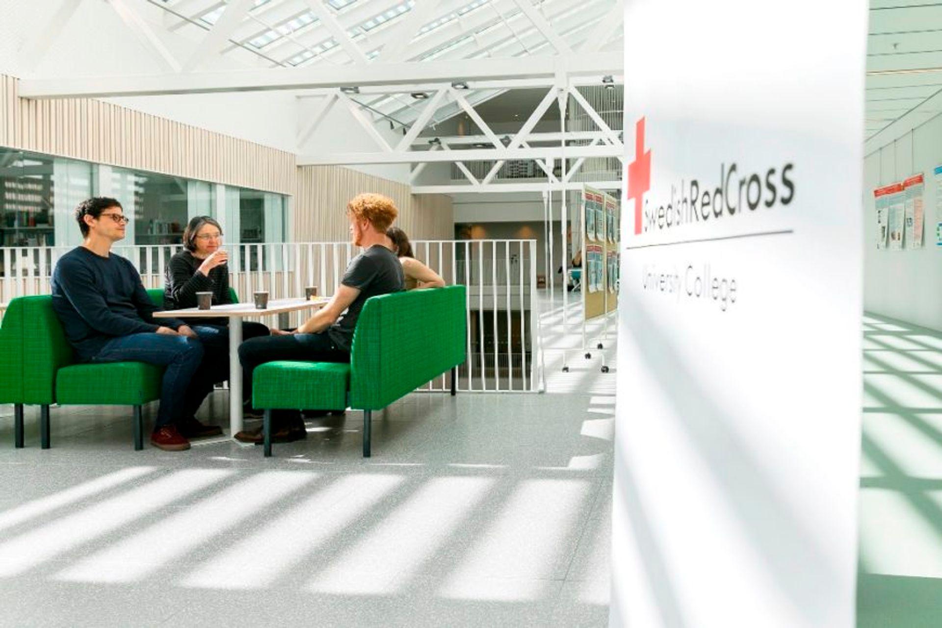 Swedish Red Cross University College
