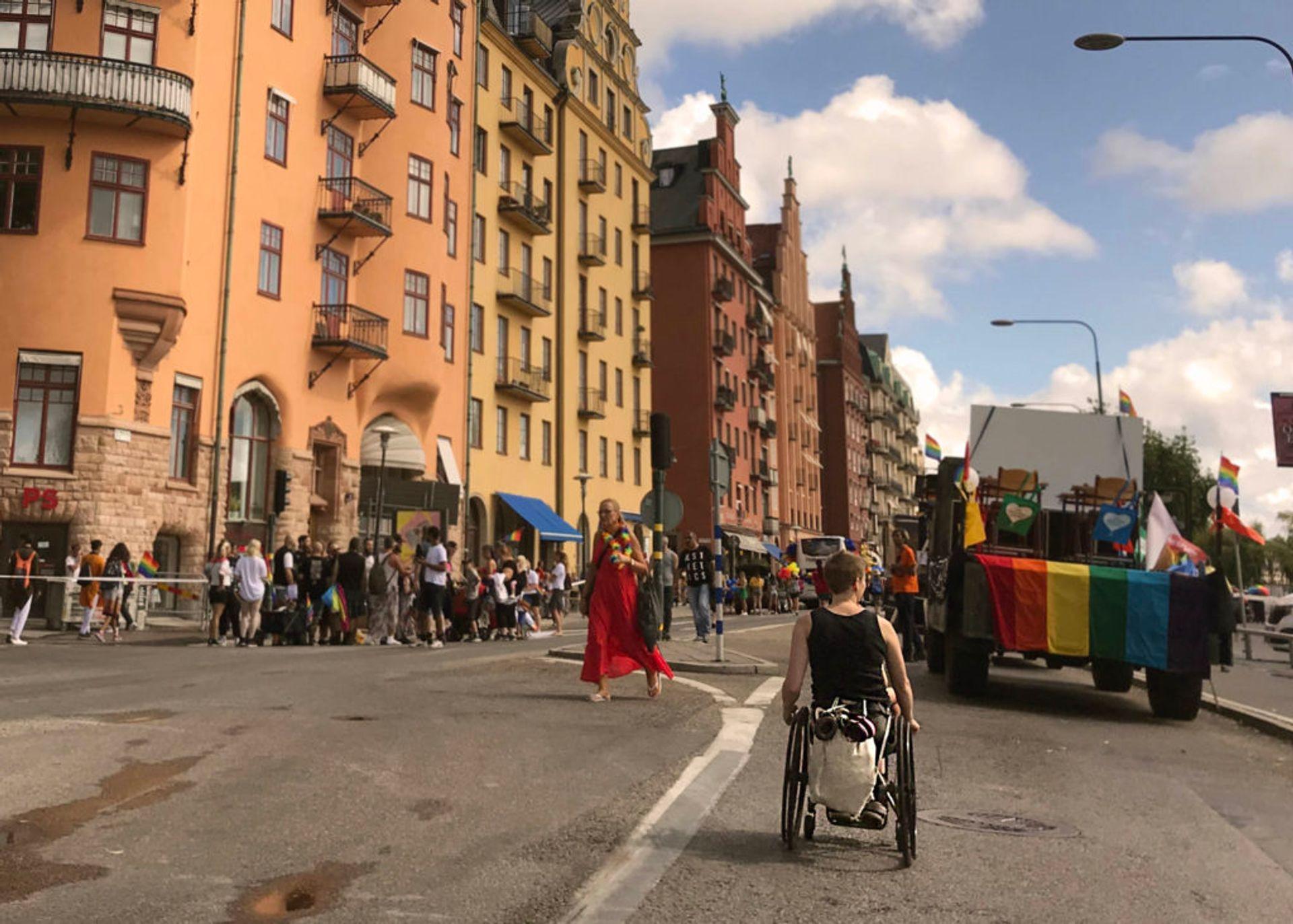 Sweden loves equality (Source: Sania)