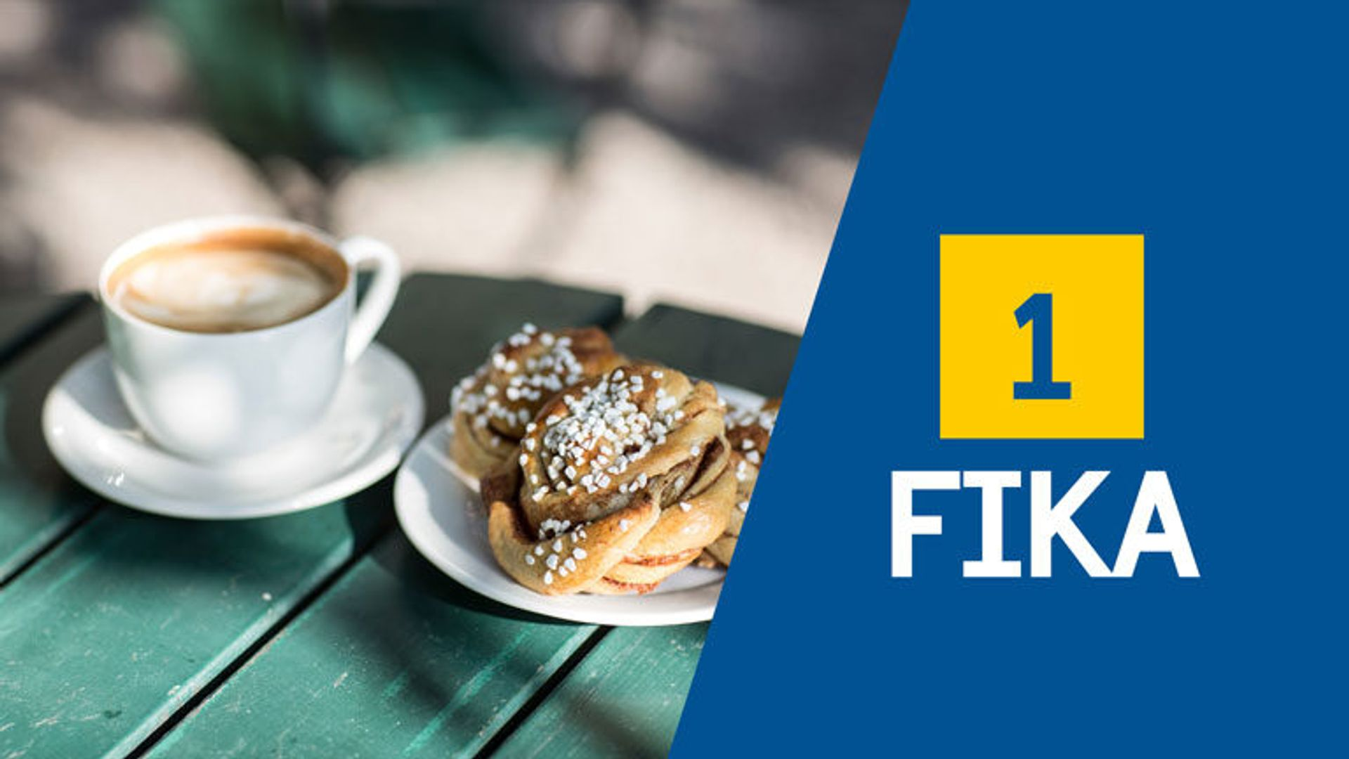 01 Fika - Essentials if you are coming to Sweden