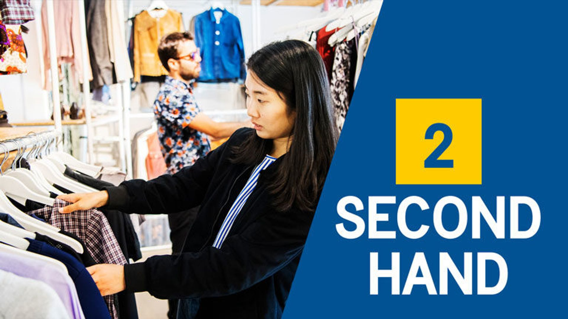 02 Second hand - Essentials if you are coming to Sweden