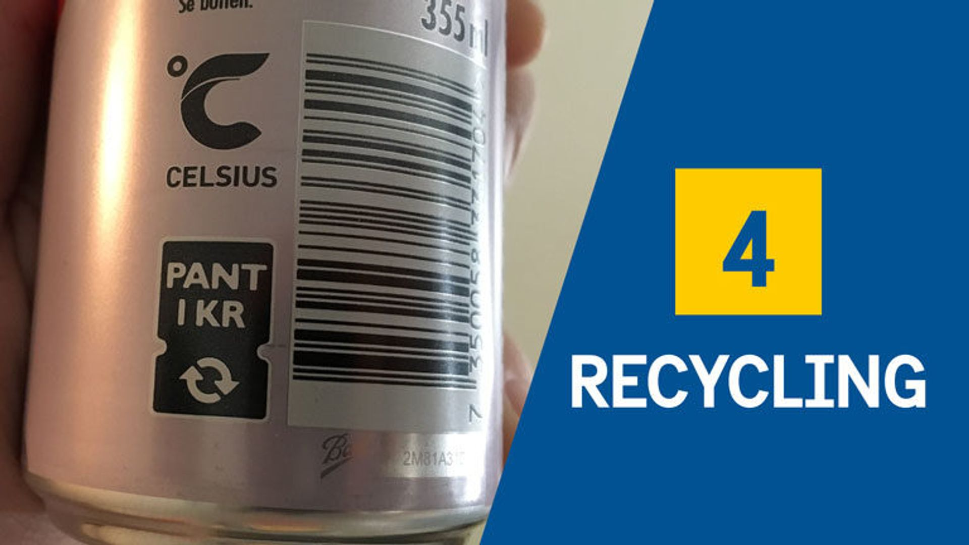04 Recycling- Essentials if you are coming to Sweden