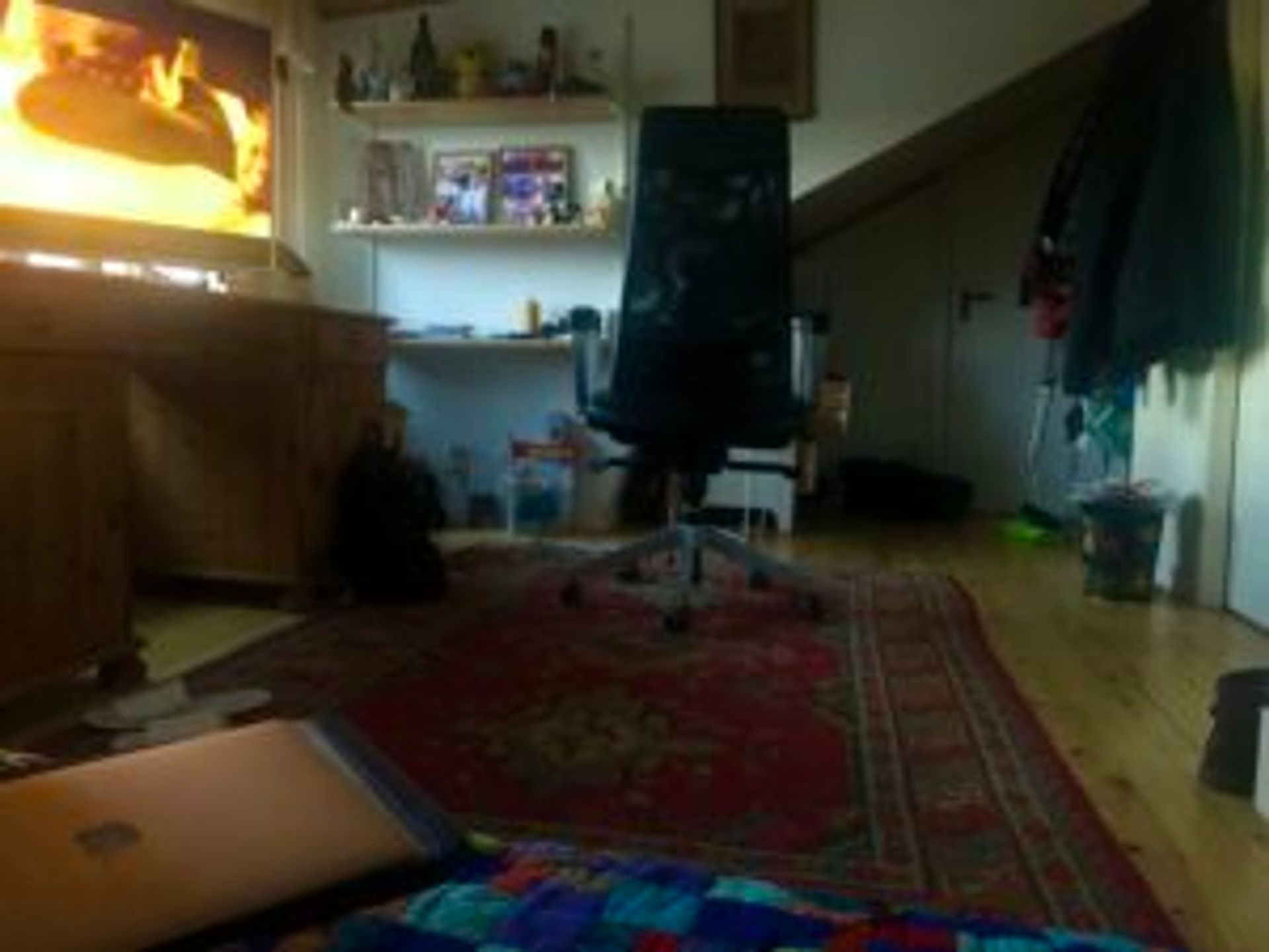 Camilo's room.