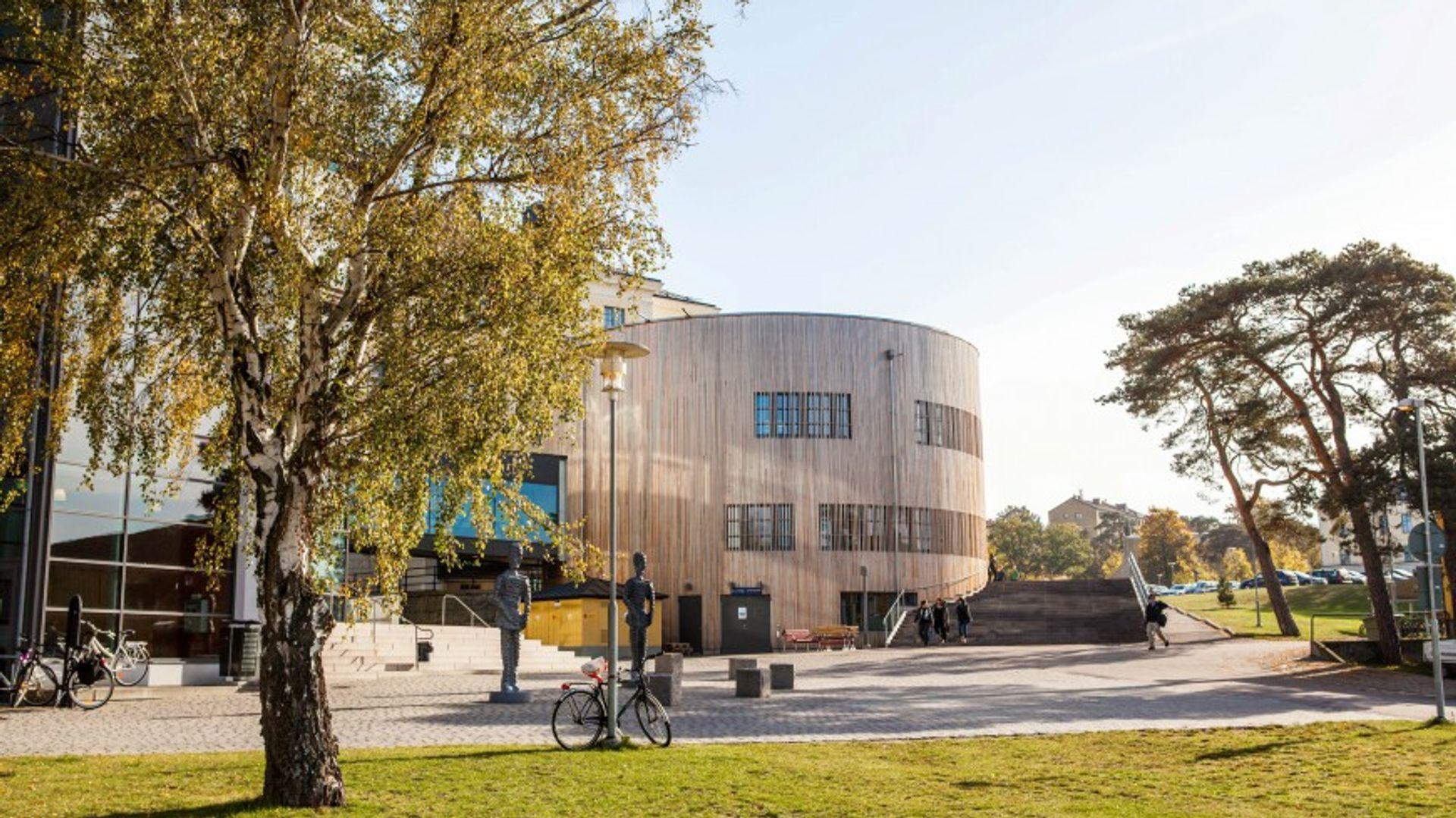 Bleking Tekniska Högskolan Campus