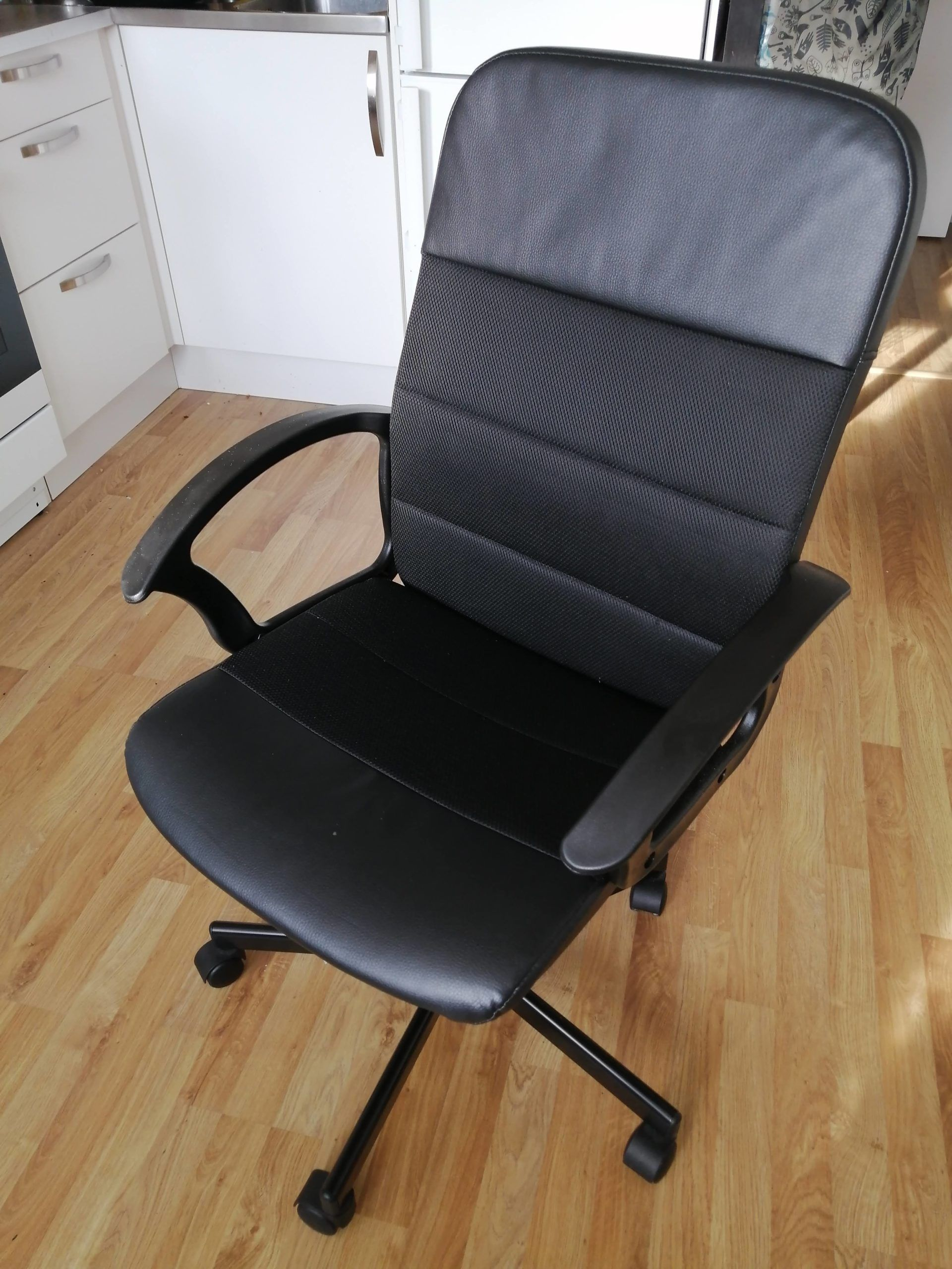 An office chair